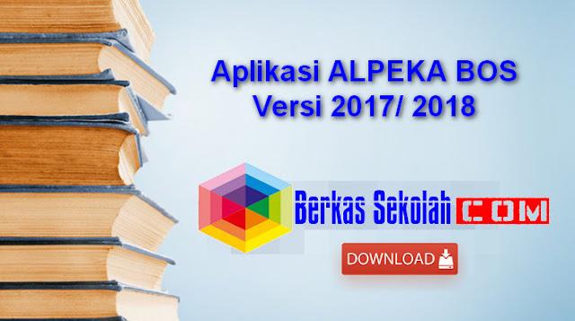 Aplikasi ALPEKA BOS Versi 2017/ 2018