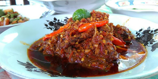 Kuliner Ayam Rarang khas Lombok Timur