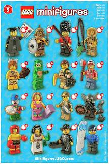 Lego series 5