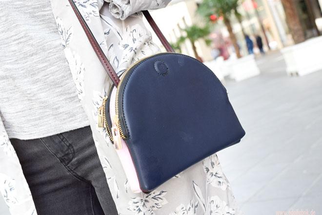 Klapp Tasche von Zara unterschiedlich Farben