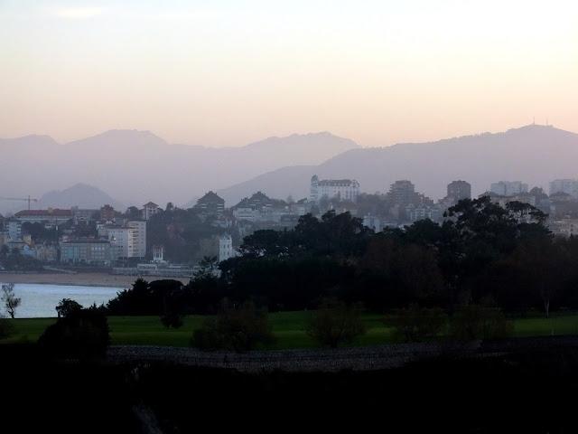 lugares para ver el atardecer en Santander