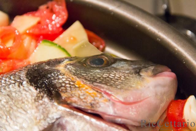 L'Orata Pescata al forno