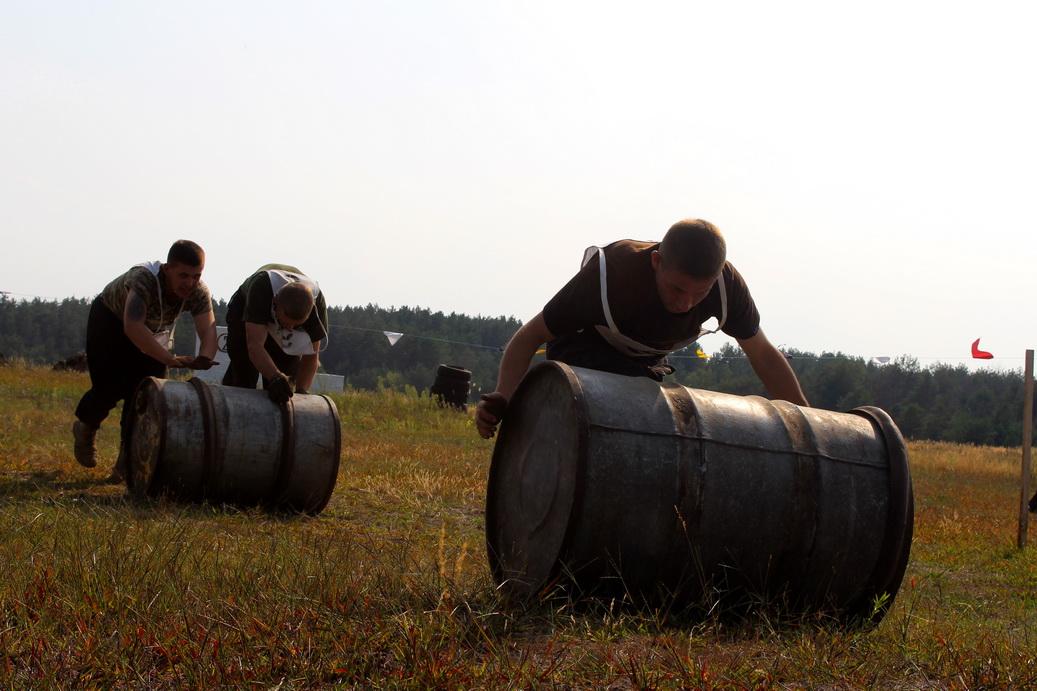 На Чернігівщині обирають найкращий танковий взвод