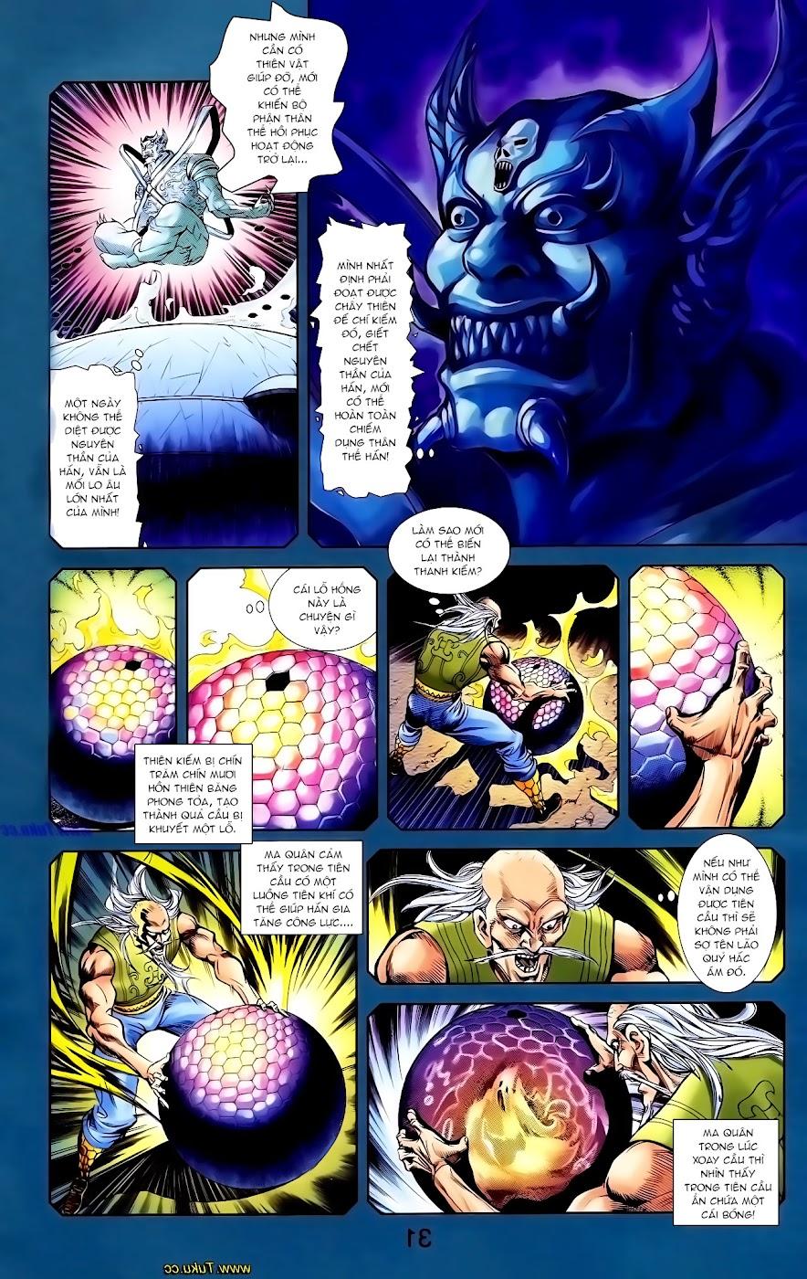 Cơ Phát Khai Chu Bản chapter 116 trang 18