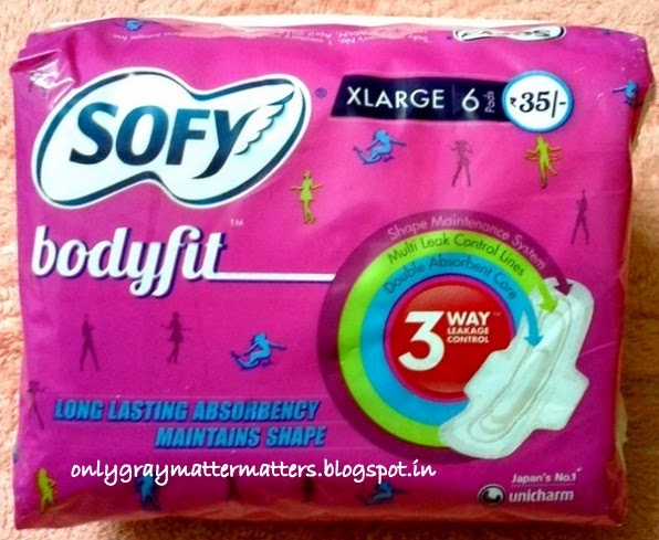 Sofy Body Fit napkin reviews pics price