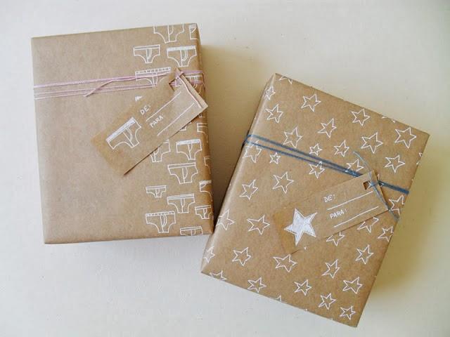 natal-presente-embalagem-papel-craft-barbante-bakers-twine-carimbos