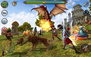 game online Android MMORPG ringan