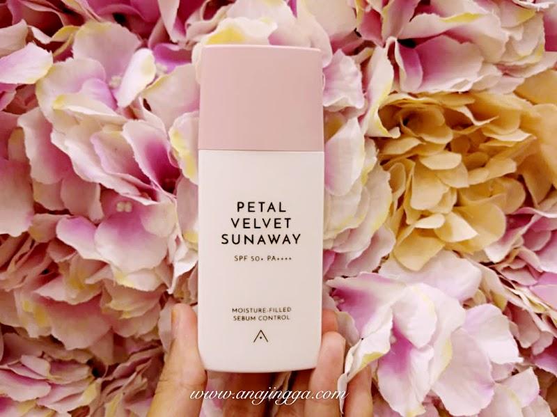 Althea Petal Velvet Sunaway - Sunblock Yang Sesuai Untuk Semua