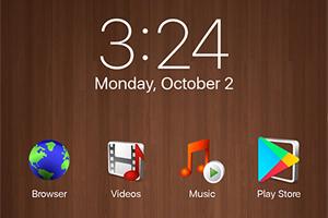 Oppo Theme: Oppo F3 Nokia Theme