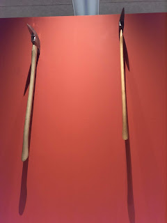 Original axes from The Shining