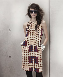 Silk Halterneck Dress, Marni for H & M