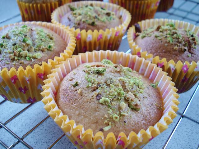 Pistachio & Lemon Grain Free Plain Sponge Cakes