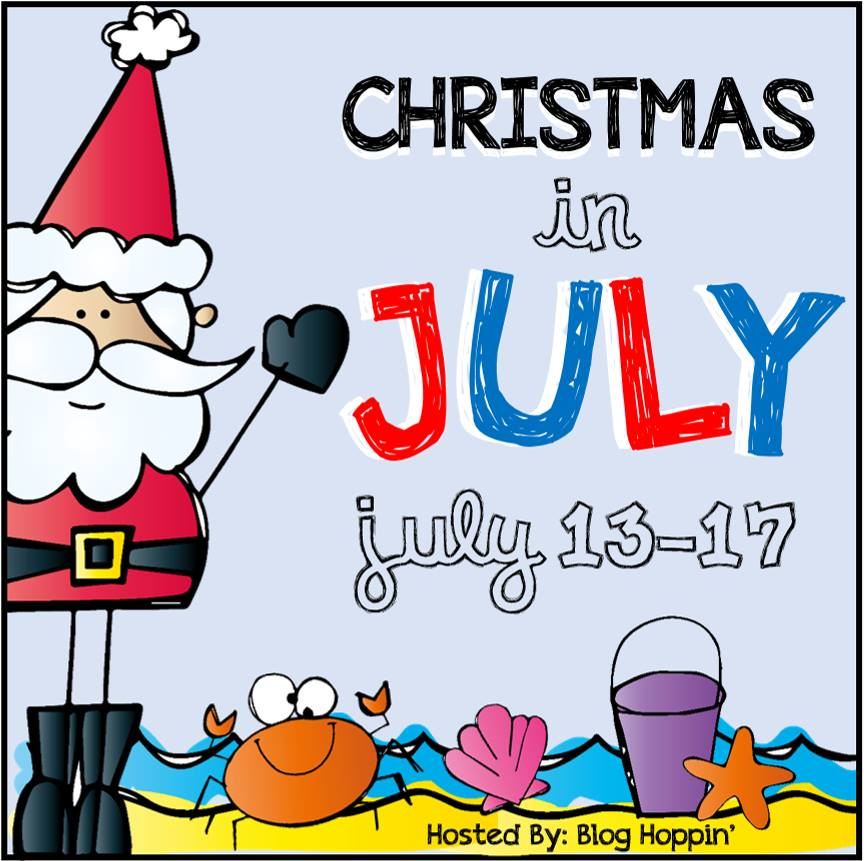 How Many Days Till Christmas Google.Christmas In July Day 1 The Bubbly Blonde Teacher