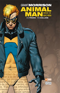Animal Man de Grant Morrison #3: Deus Ex Machina
