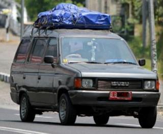 dilarang mudik pake mobil dinas