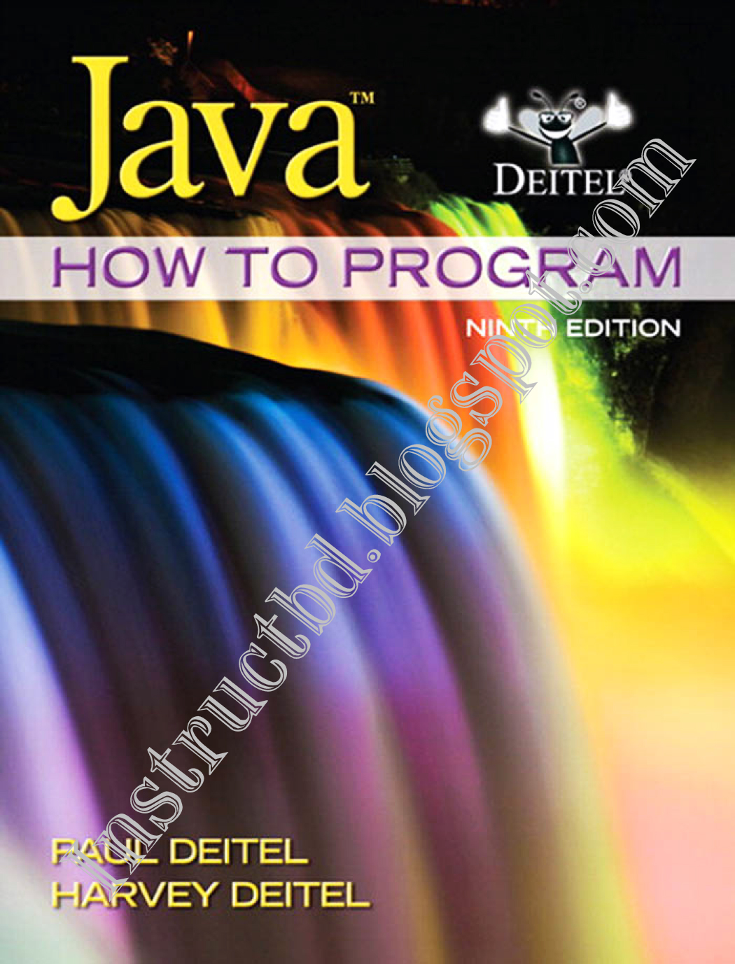 Java: How to Program, 9th Edition by Deitel P.J., Deitel H.M.