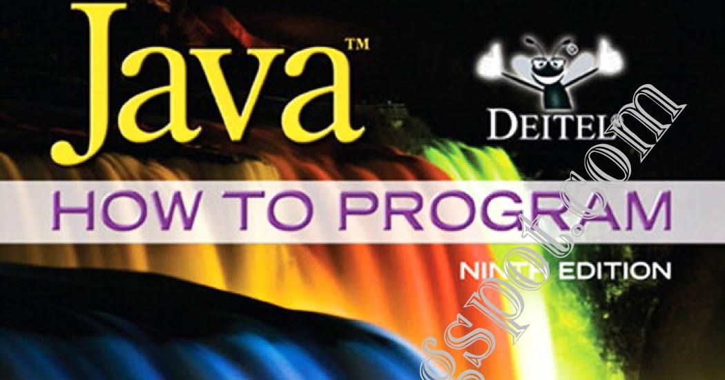 How to program deitel 9th edition pdf c how to program deitel 9th edition pdf fandeluxe Images