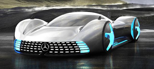 Mercedes Hypercar AMG