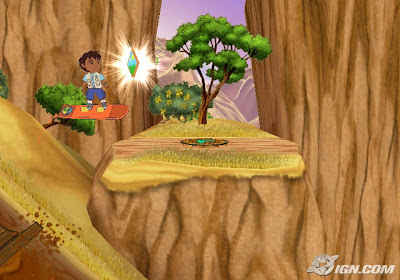 Go, Diego, Go! Safari Rescue (PS2) 2008