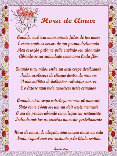 HORA DE AMAR