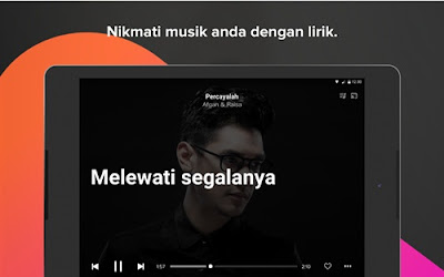 aplikasi muzixmatch music & lyrics