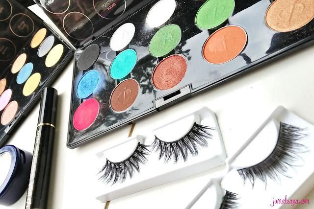 eyeshadow palet inez cosmetics