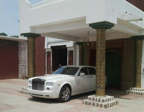 Emir Of Kano, Sanusi Lamido's Rolls Royce