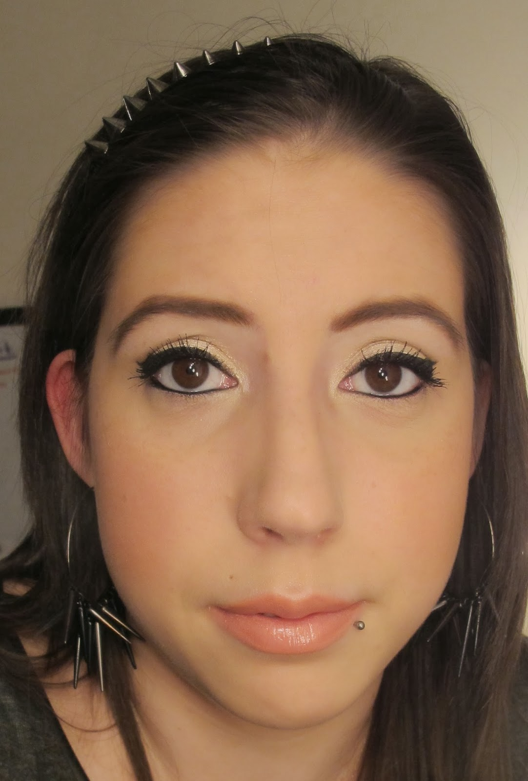 Mac Look In A Box 2016 Summer Collection: Steph Stud Makeup: Natural Look Using MAC And NARS