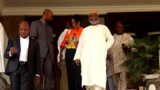 Raymond Dokpesi Released After Arrest At Abuja Airport