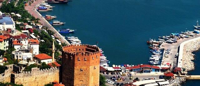 مدينة كاليتشي انطاليا كاليتشي في انطاليا تركيا