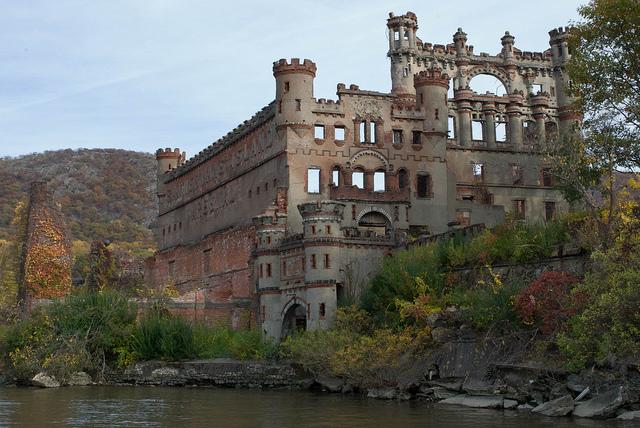 The Ruins Of Bannerman S Island Kuriositas