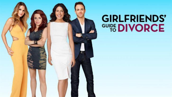 Girlfriends Guide to Divorce - Renewed for 3 More Seasons