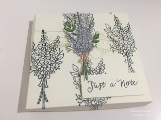 Lots of Lavender stamps Stampin' Up!