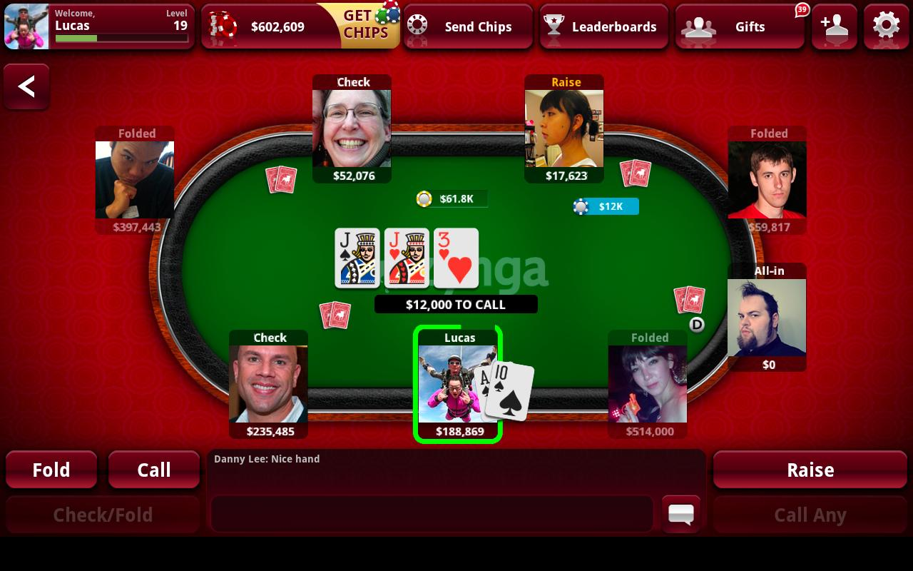 Free Download Zynga Poker Apk