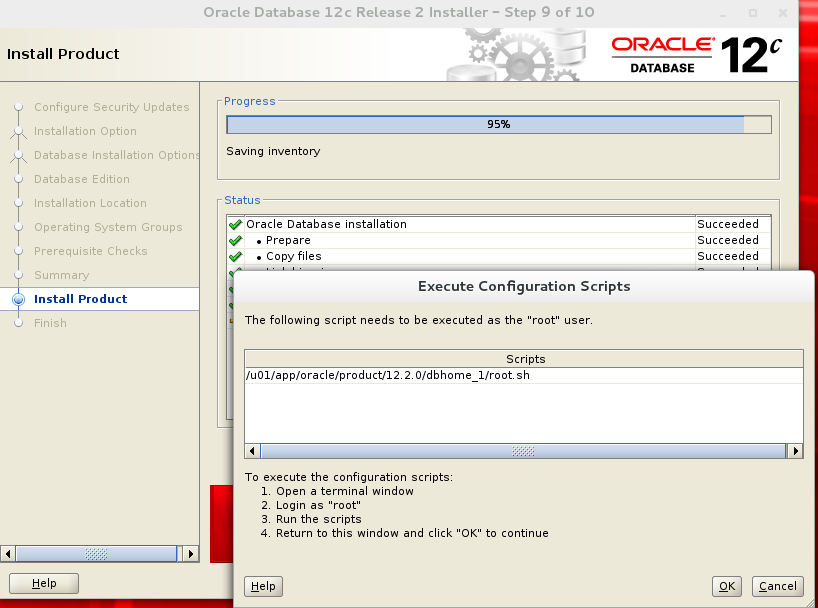 Installing Oracle 12c R2 Database Software on Linux 6 and