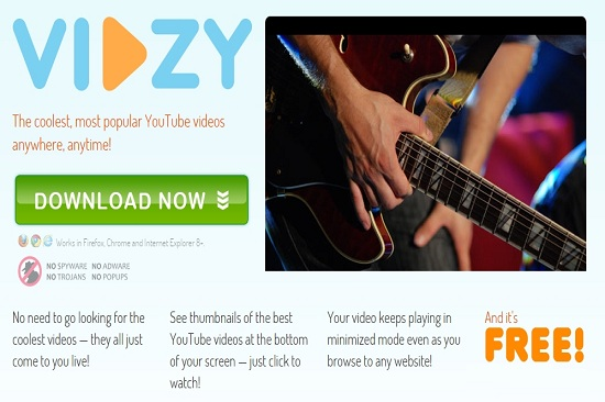 Immediate removal of Vidzy Ads completely ~ Spyware Removal