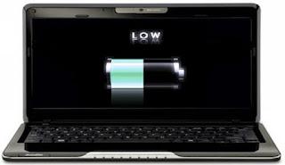 Cara Menghemat Batrai Laptop