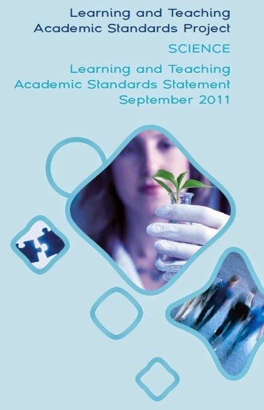 http://www.olt.gov.au/system/files/resources/altc_standards_SCIENCE_240811_v3_0.pdf