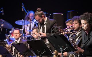 Jazz al Parque calienta motores con la Big Band Bogotá / stereojazz
