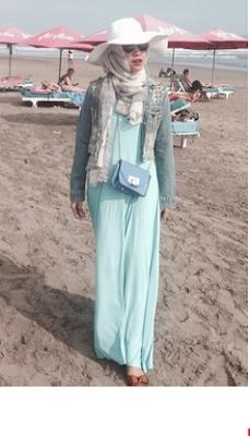 baju muslim buat liburan