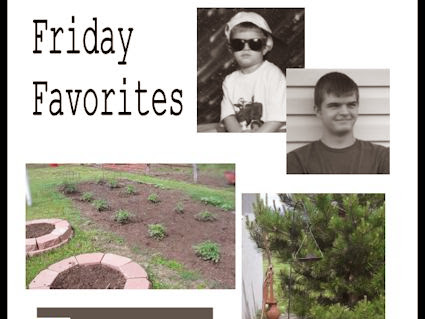 Friday Favorites... (5/30/14)