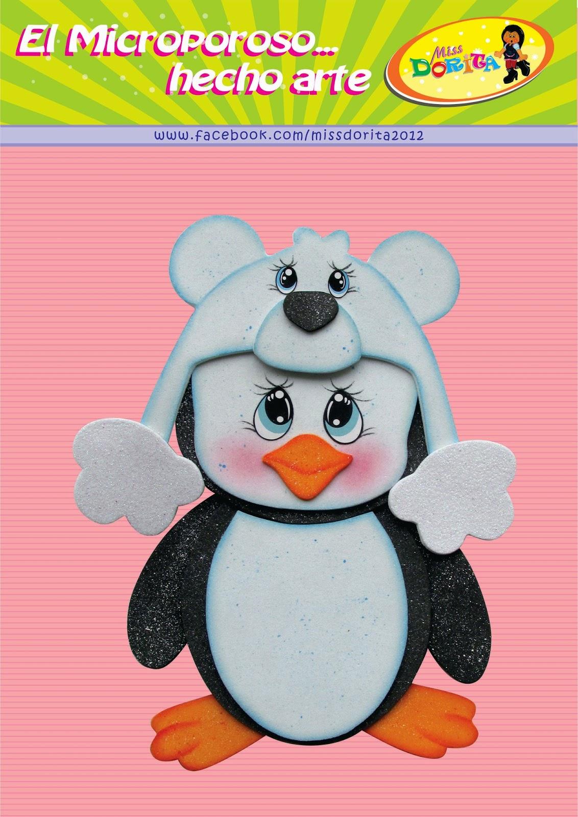 Miss Dorita: Molde del video del Pinguino