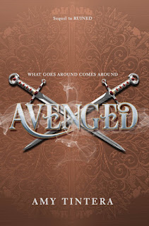 Avenged by Amy Tintera book cover