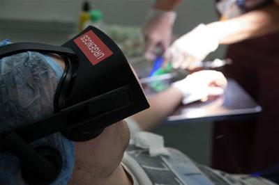 Rumah Sakit Perancis Gunakan Terapi Virtual Reality Bagi Pasiennya