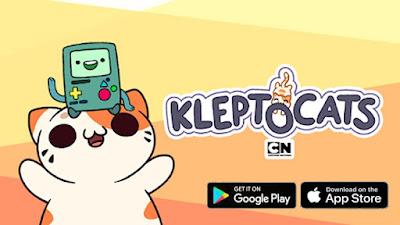 KleptoCats Cartoon Network Apk + Mod (Unlimited Money) Download