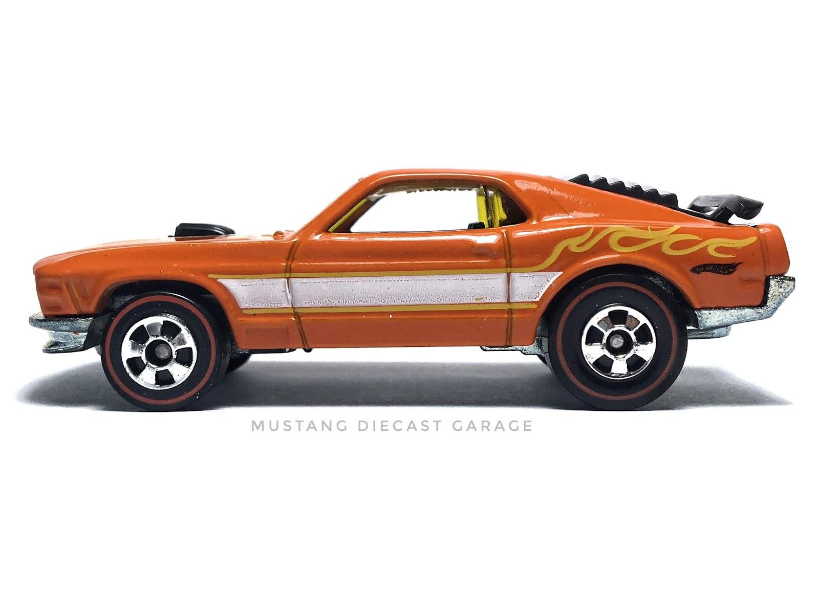 1968 Mustang Mach 1