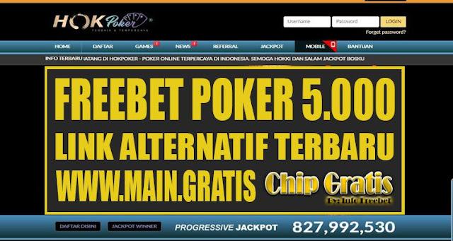 BetgratisFreebet | Freechips Poker | Judi Online | Poker