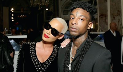 Amber Rose Dismiss Breaking Up Rumour With 21Savage