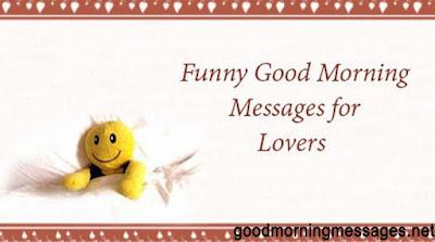 Funny Good Morning Greetings