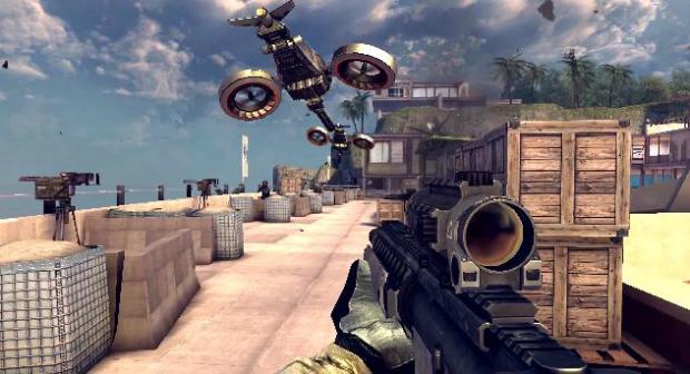 скачать игру Modern Combat 4 Zero Hour на андроид - фото 9